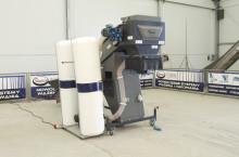 Машина за теглене и пакетиране на насипни материали DOMASZ WE-50 V