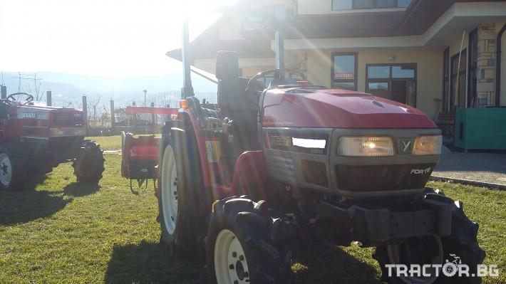 Трактори Kubota F250 1 - Трактор БГ
