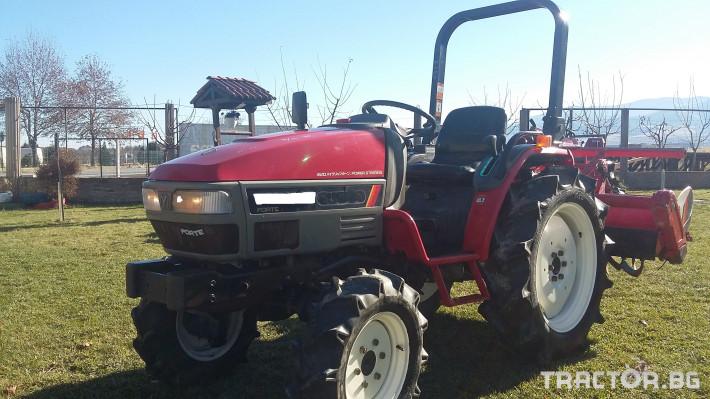Трактори Kubota F250 3 - Трактор БГ