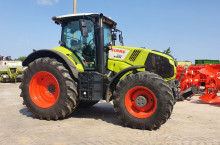 Claas Axion 850 CIS T4 -2018-НАЛИЧЕН ❗❗❗